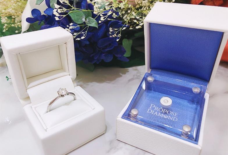 静岡市婚約指輪プロポーズ
