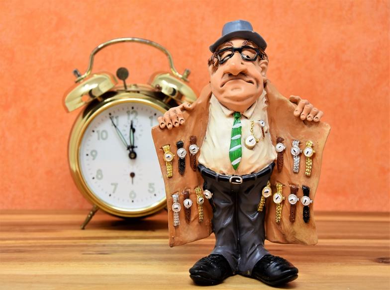【福井市エルパ】知ってました?時計についてるパッキンの重要性