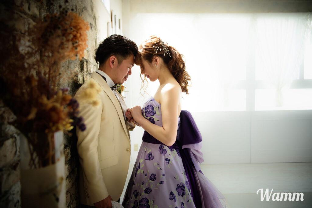 【静岡・浜松前撮り】土日?平日?結婚式の前撮りならどっちを選択しますか?