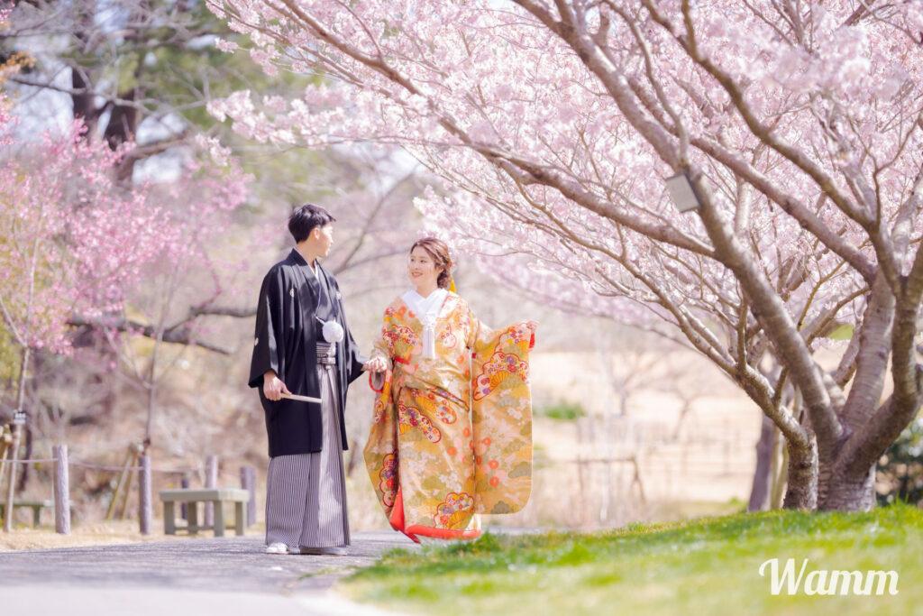【浜松前撮り】3/23、4/19和装ロケーション撮影しませんか?