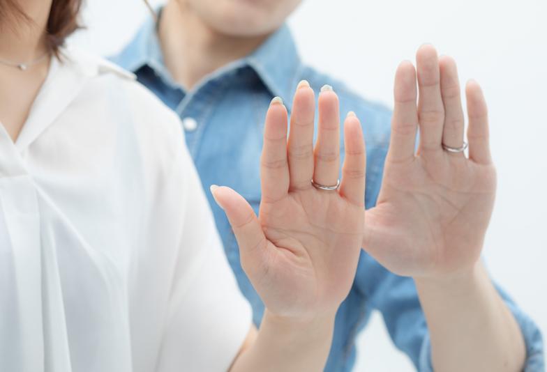 【浜松市】結婚指輪のサイズ問題。サイズ選びのポイント教えます。