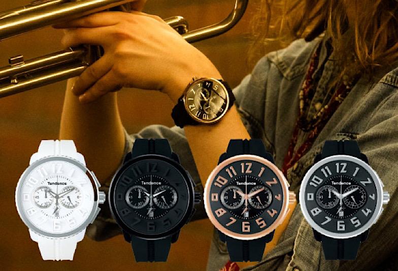 """【福島市】腕時計""""テンデンス""""楽しんでみませんか?"""