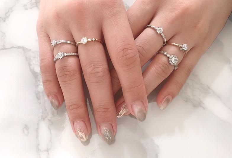【浜松市】婚約指輪へのこだわりは人それぞれ。あなたは何にこだわる?