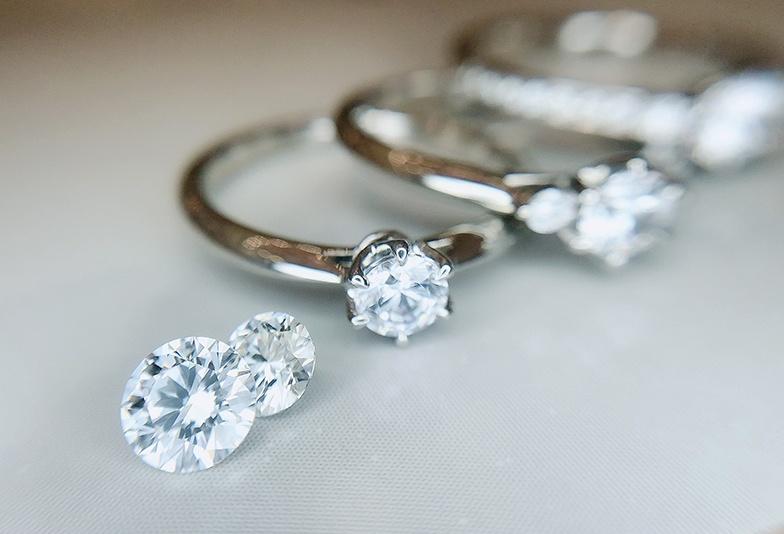 【静岡市】指のサイズが変わって婚約指輪が着けられない!解決策3選