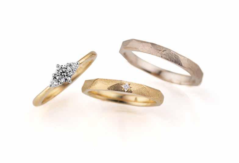 【豊橋市】ゴールドで結婚指輪を探すならオリジナルカラーゴールドをオススメします!
