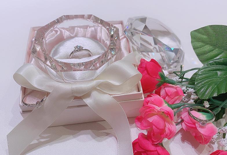 【浜松市】婚約指輪を買うならきらめきの強いダイヤモンド|『ハート&キューピッド』って何?