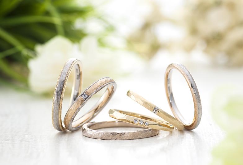【静岡市】結婚指輪は手作りが良いと思っていた私たちが出会った指輪とは?