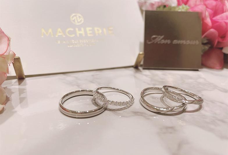 【静岡市】結婚指輪に選ぶならどっちがおすすめ?ブランプラチナとタイムレスプラチナを比較してみた