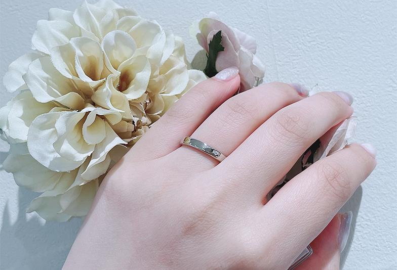 【静岡市】シンプルな結婚指輪は飽きる?先輩カップルに学ぶ失敗しない選び方