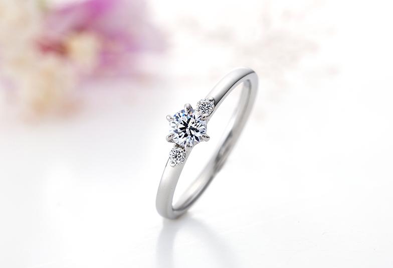 モナムールの婚約指輪