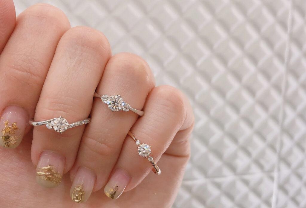 【静岡市】サプライズで検討している男子必見!婚約指輪は男性が決めてよいもの?