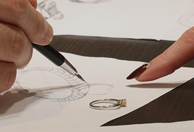 【静岡市】結婚指輪のオーダーメイドって実際どんなことができるの?