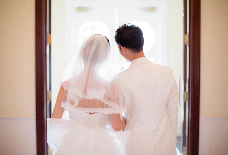 結婚式を挙げるor挙げない