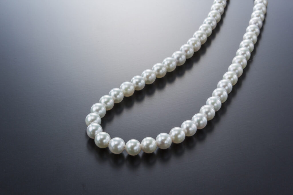 【福岡県久留米市】真珠ネックレスのオールノット加工とは?