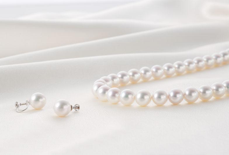【静岡】真珠は必需品?こんなに役立つ真珠ネックレス 活躍シーンのご紹介
