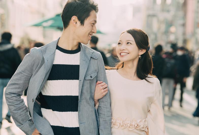 【神奈川県横浜市】お揃いの結婚指輪がいい!男女で好みのデザインが違う時の対処法