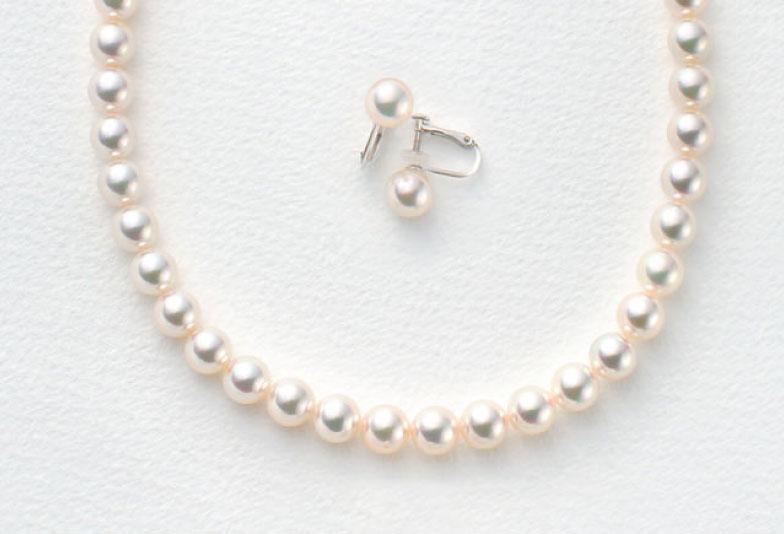 美しい真珠