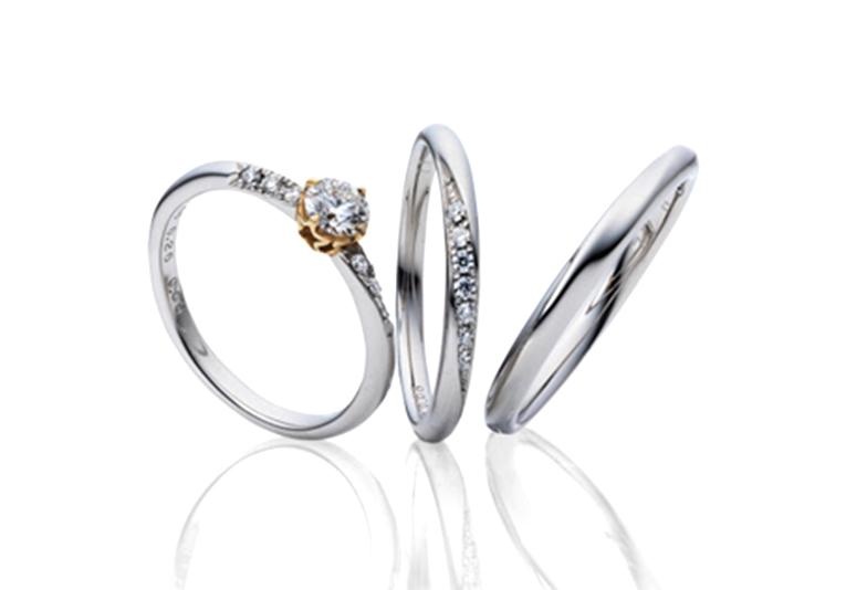 静岡市結婚指輪婚約指輪