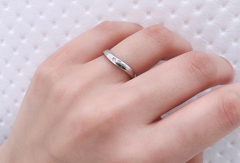 プチマリエ 結婚指輪