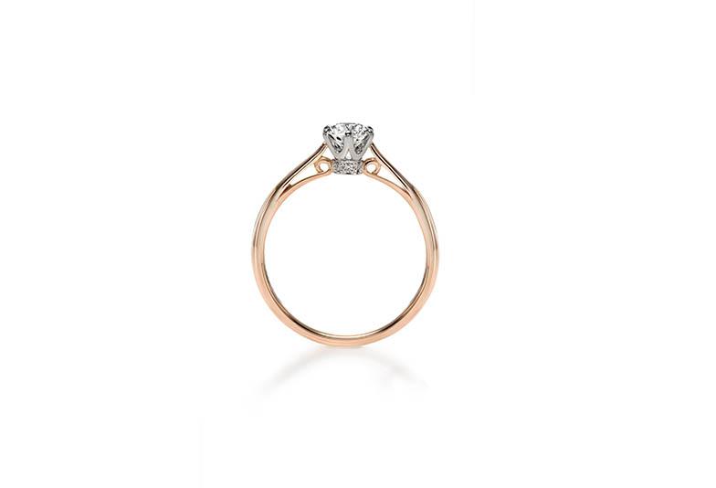 浜松市婚約指輪人気ラパージュ