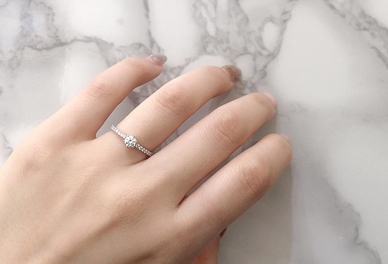 【浜松市】婚約指輪は用意した方がいい?本当は欲しい女性の本音