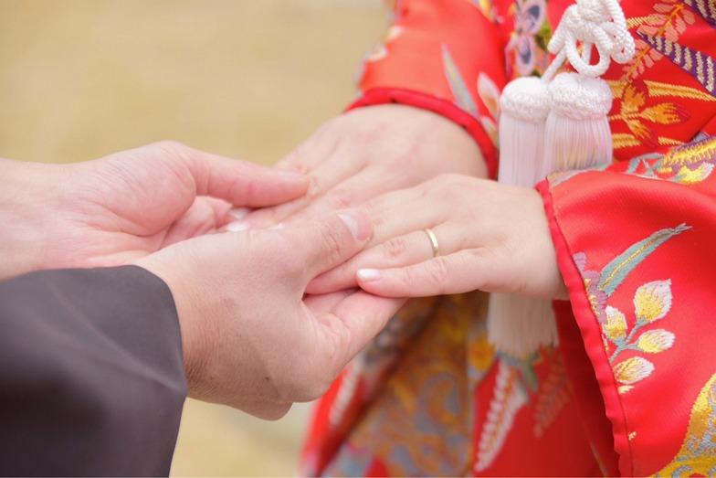 【宇都宮市】和風なデザインが好きな方必見の結婚リングとは?
