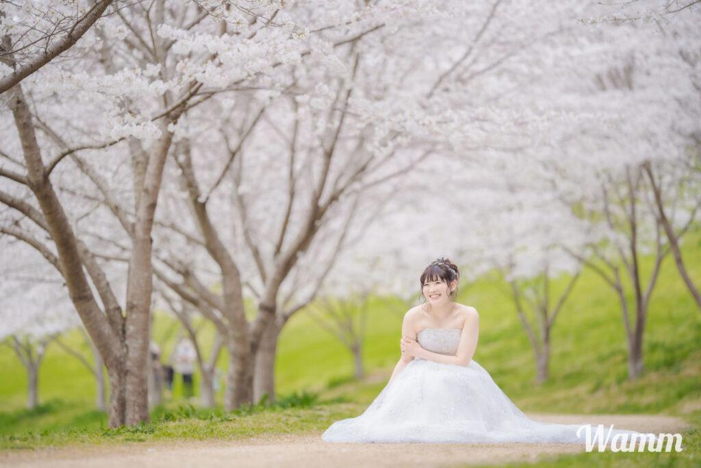 【静岡・浜松前撮り】前撮り用の衣裳を先に選びませんか?