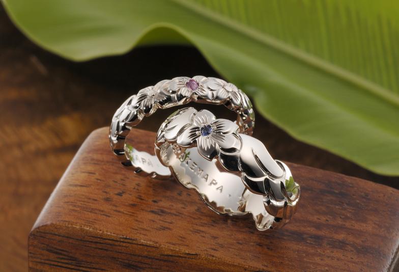 【静岡市】徹底比較!ハワイアンの結婚指輪の相場は?