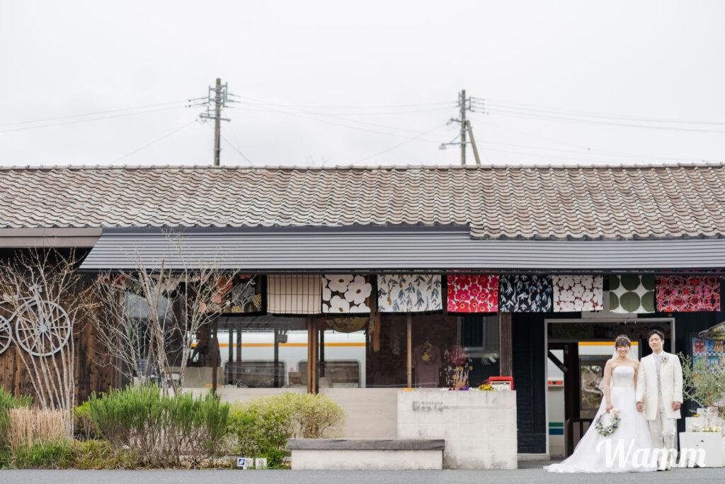 【浜松前撮り】奥浜名湖・都田はいいところですよー