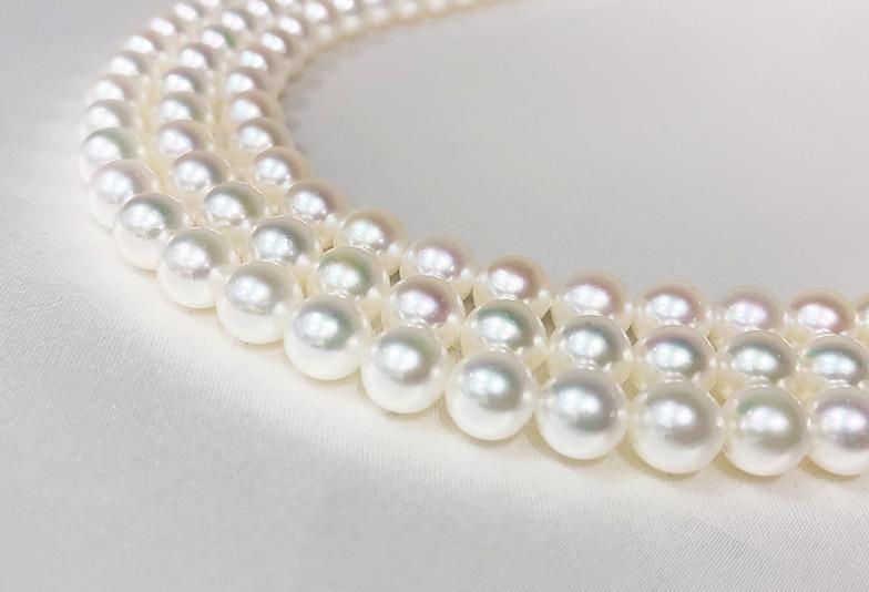 【静岡市】娘の成人祝いで真珠ネックレスを贈りたい!どのように選べばいい?