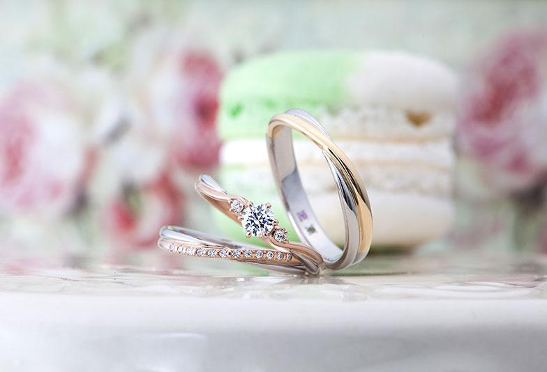 【山形市】結婚指輪の内側にもこだわりたい!ふたりの誕生石が入れられる人気ブランド「コフレクルール」