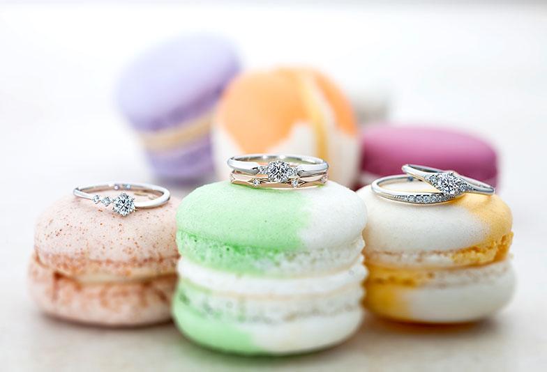 【那覇市】指輪の内側に想いを込めて・・・「コフレクルール」の結婚指輪が人気の理由