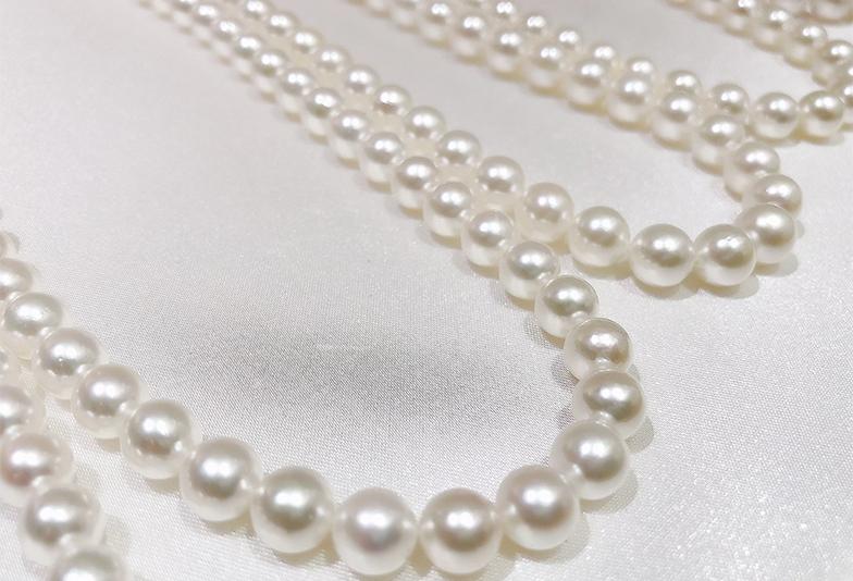 【神奈川県横浜市】真珠ネックレスは嫁入り道具として必要なもの?親から娘に贈るワケとは