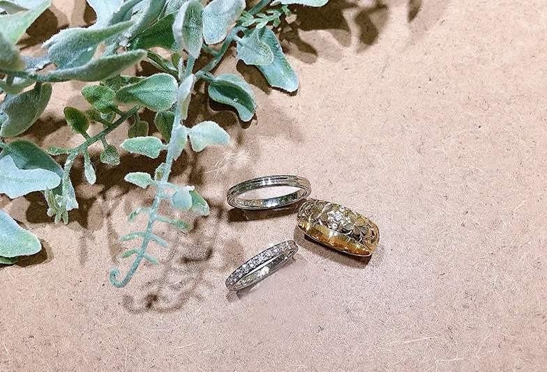 【静岡市】結婚指輪を買うなら鍛造製法にこだわるべき!その理由とは