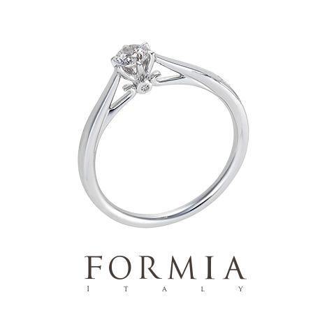 FORMIA婚約指輪