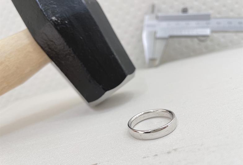 【静岡市】鋳造VS鍛造の結婚指輪。どちらがおすすめ?