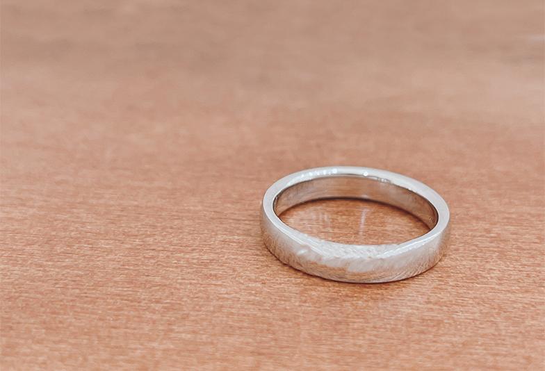 【静岡市】結婚指輪にこだわりがなかった僕が選んだ鍛造リングの魅力をご紹介します!