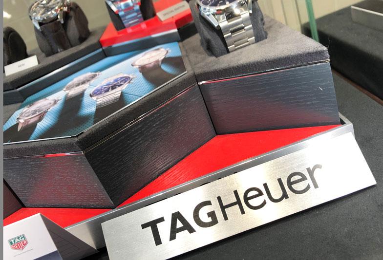 【静岡】プロがおすすめする結納返しに贈る機械式時計3選「TAGHeuerタグ・ホイヤー」