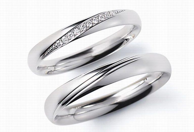パイロット結婚指輪2