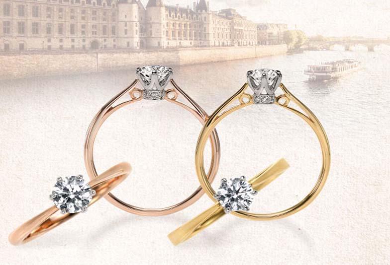 【山形市】美しいフォルムに注目!インスタグラムで人気のブランド「LAPAGE」「婚約指輪」