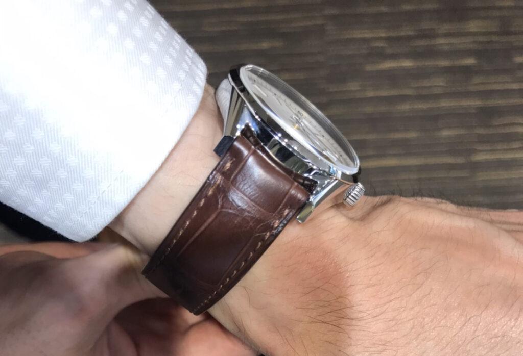 【静岡時計】タグホイヤー大人のお洒落「革ベルト」の魅力