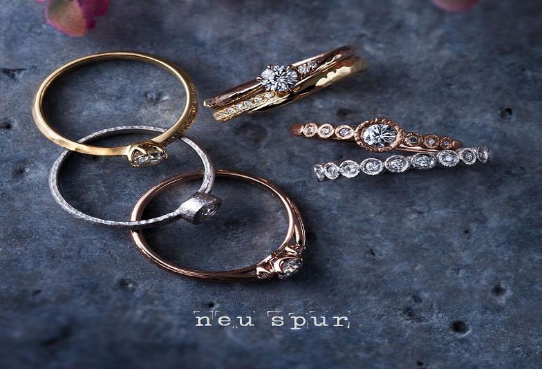 【神戸三ノ宮】オシャレ女子から人気のある手作り感や温かみのある結婚指輪ブランドをご紹介