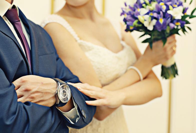 【静岡市】サプライズで結納返し大成功!その秘密はみんなが憧れる機械式時計