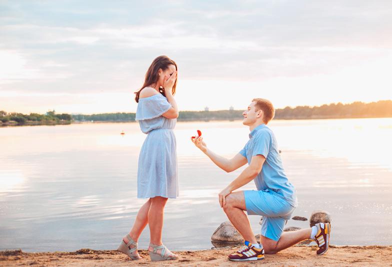 【福岡県久留米市】婚約指輪選びに迷われている方必見!プロポネールリングって?