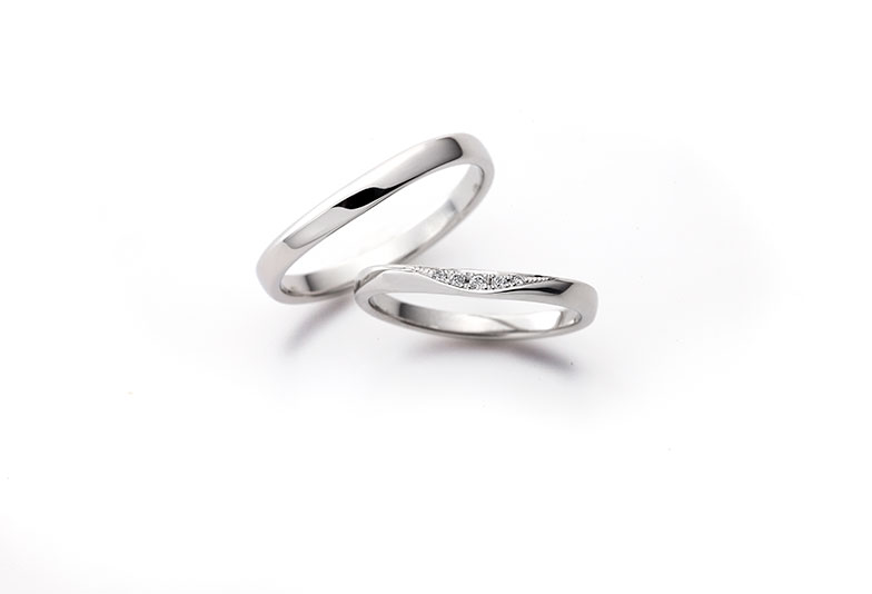 プロミスリング【結婚指輪&婚約指輪】