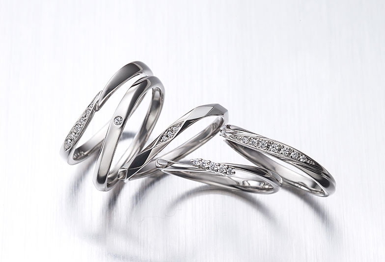 【山形市】ペアで15万!結婚指輪は王道デザインの「Promis Ring」