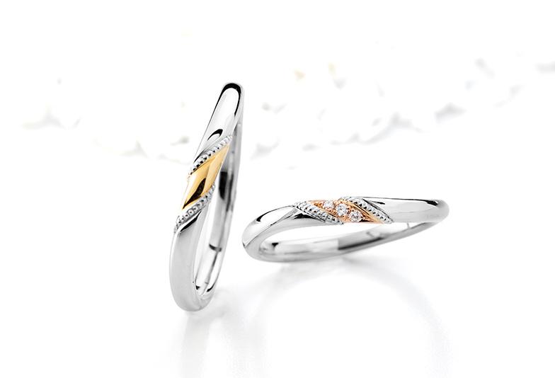 Brise Douce結婚指輪 ゼフィール