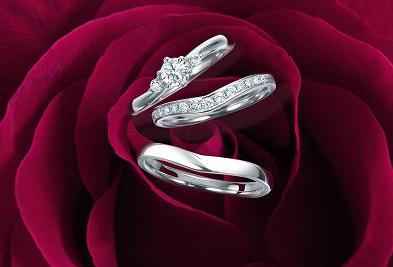 【宇都宮市】婚約指輪は、カッターズブランドのモニッケンダム