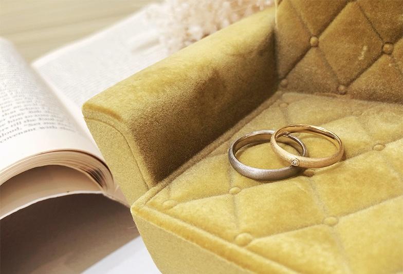 【静岡市】オシャレすぎる結婚指輪。アンティーク調デザインの正しい選び方