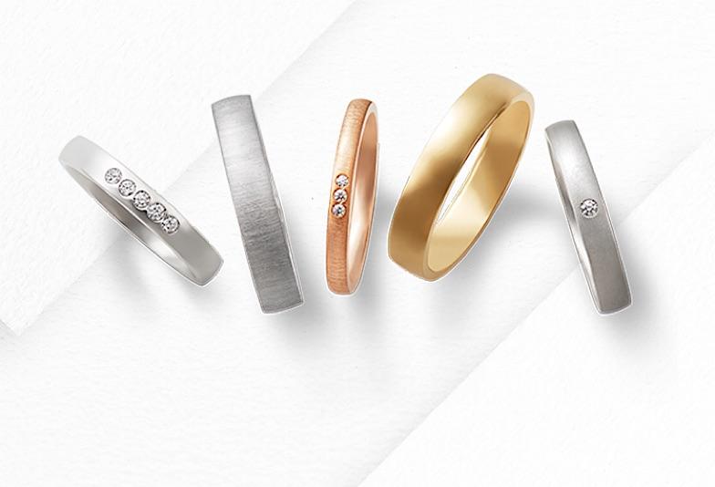【福島市】結婚指輪にこそ上質なシンプルさを【ロイヤルアッシャー】